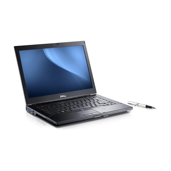 Image of Dell Latitude E6410 laptop with i5 processor 4GB RAM, 250GB hard drive