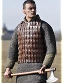 5th - 13th Century Leather Lamellar Armour