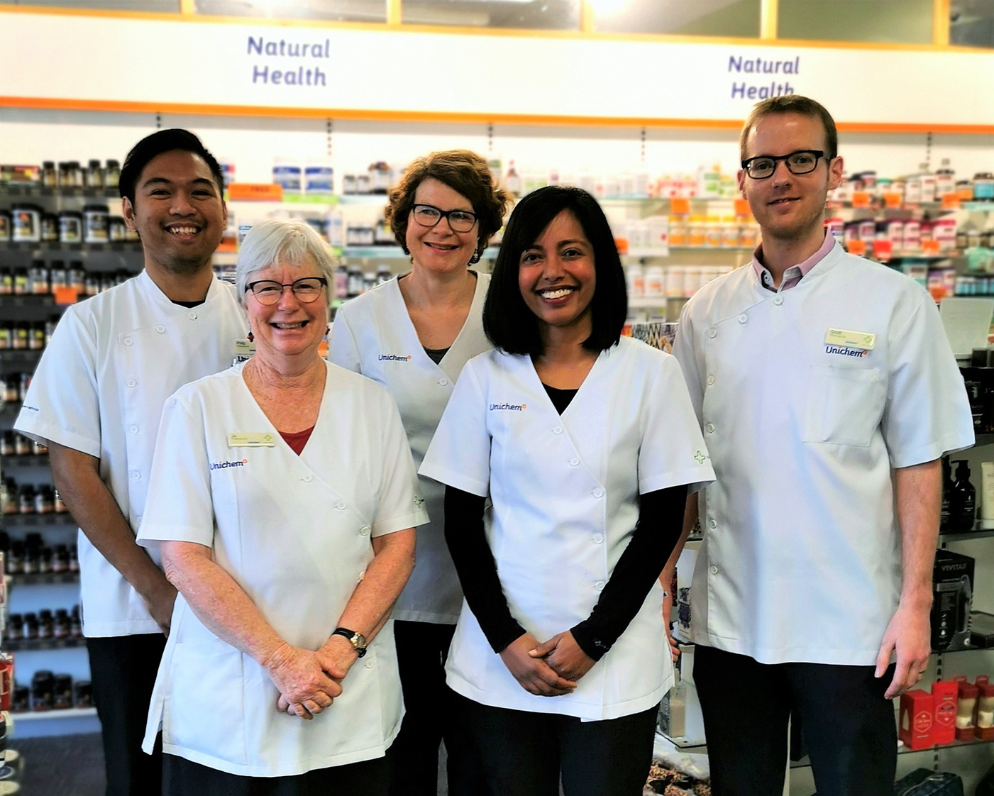 Our Pharmacists
