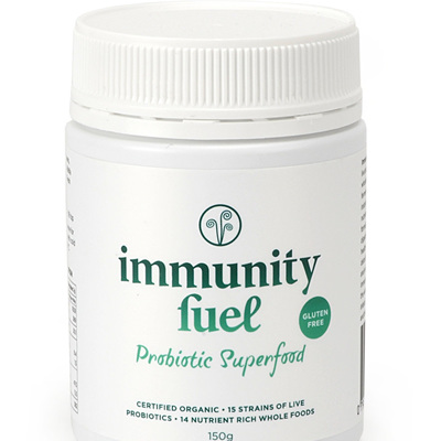 Immunity Fuel Probiotic Superfood Gluten Free 150g