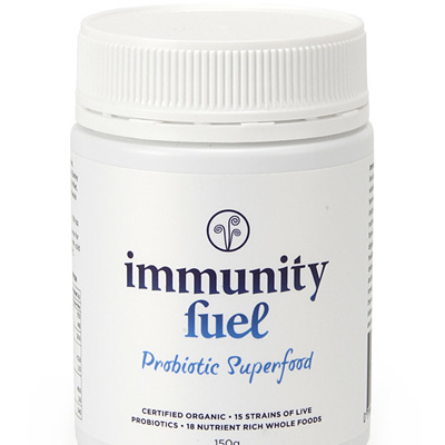 Immunity Fuel Probiotic Superfood Original or Gluten Free