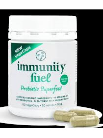 IMMUNITY Fuel Superfood G/F Caps
