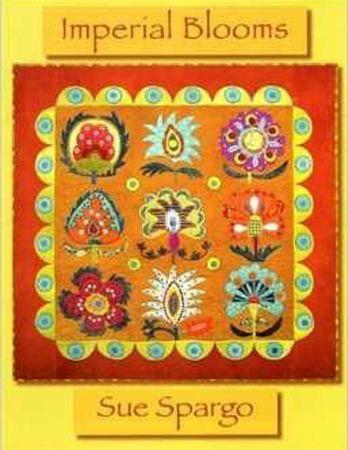 Imperial Blooms by Sue Spargo