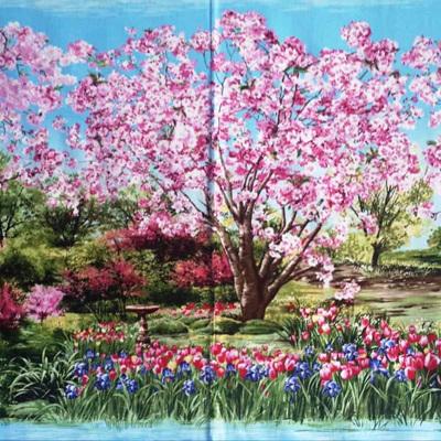Impressionist Garden - Spring