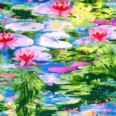 Impressionist Garden - Water