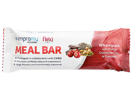 Impromy Meal Bar - Protein, Cranberry & Nut