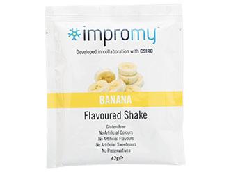 Impromy Shake - Banana 42g