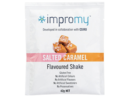 Impromy Shake - Salted Caramel 42g