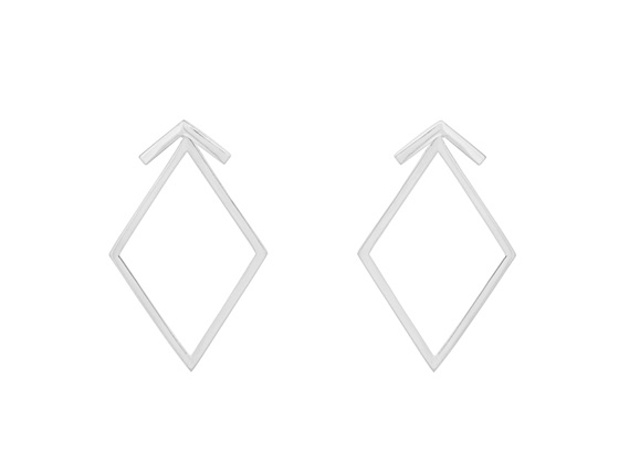 Impulse Geo Earring Set