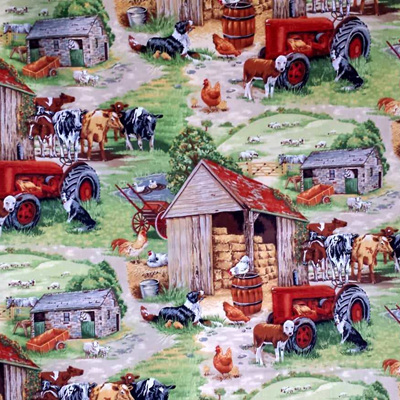 In The Country - Farmyard