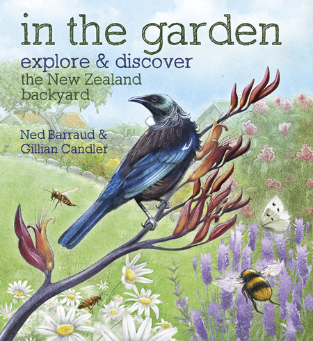 In the Garden - Ned Barraud & Gillian Candler
