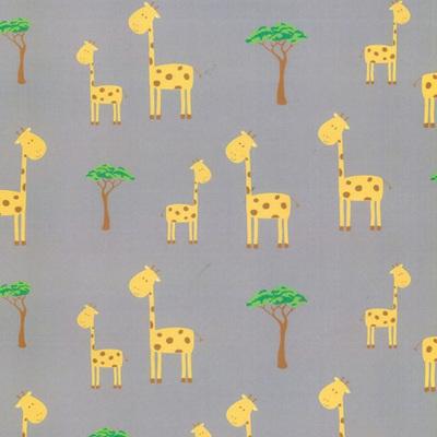 In the Jungle - Giraffe