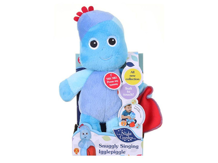 In The Night Garden Snuggly Singing Iggle Piggle