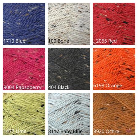 Inca Spun Tweed DK