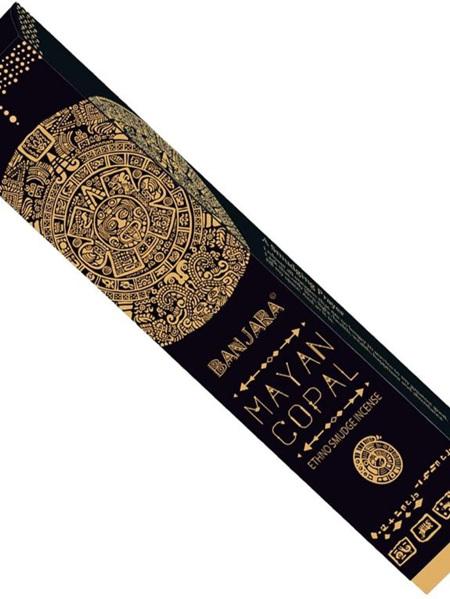 Incense - Banjara. Mayan Copal