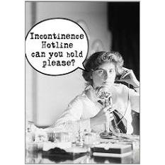 Incontinence Fridge Magnet