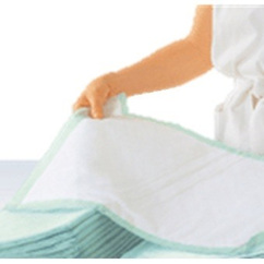 Incontinence Sheet/Pad - 90cm x 60cm (green)