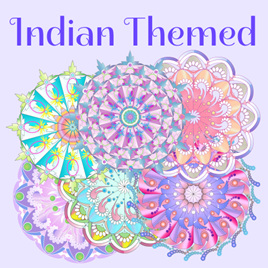 Indian Themed
