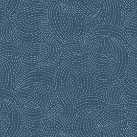 Indigo Sashiko Blue TP-2156-B7