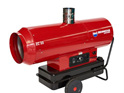 Indirect Diesel Heater with 6m Ducting