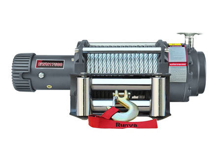 Industrial/Tow Truck Winches