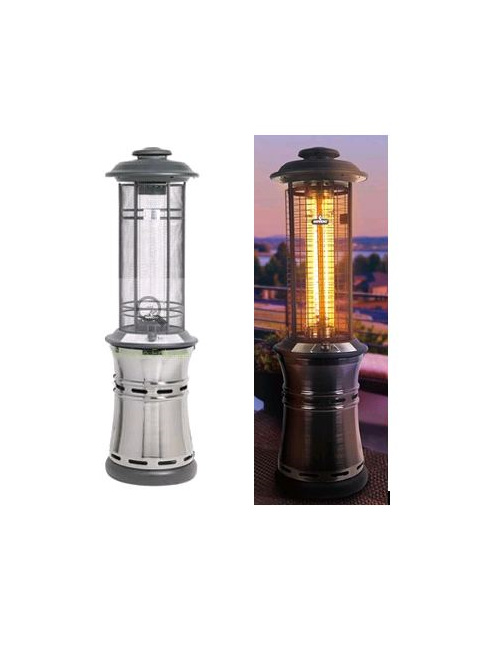 Inferno Column Heater Gas (6hrs on 9kg Bottle)