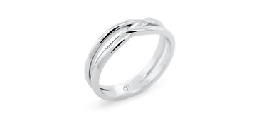 Infinity Men's Wedding Ring