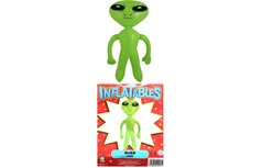 Inflatable Alien - 64cm