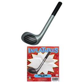 Inflatable golf clue - 92cm