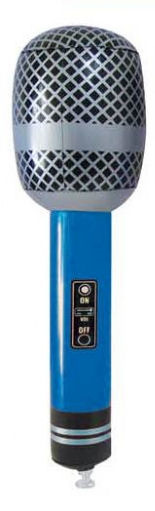 Inflatable Microphone x 1