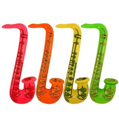 Inflatable Saxophone - 75cm x 1