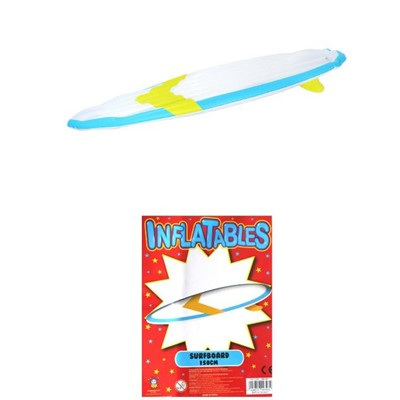 Inflatable surfboard - 150cm!
