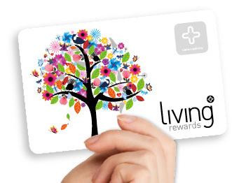 Info on Living Rewards Benefits