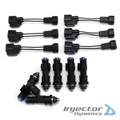 Injector Dynamics ID1000 R35 GTR Plug & Play Kit - 1000cc Fuel Injector
