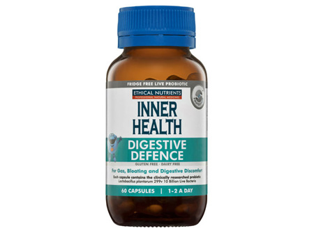 Inner Health Digestive Defence 60 Capsules