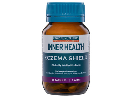 Inner Health Eczema Shield 30 Capsules