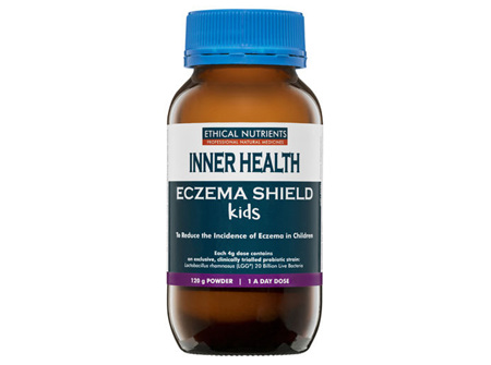 Inner Health Eczema Shield Kids 120g Powder