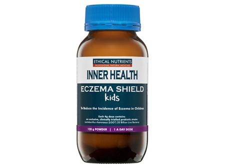 Inner Health Eczema Shield Kids 120g Powder