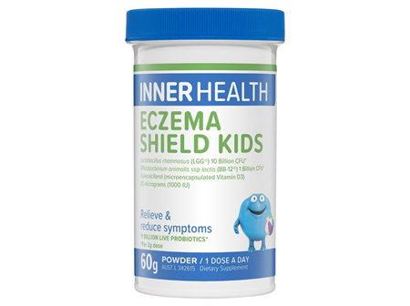 Inner Health Eczema Shield Kids 60g