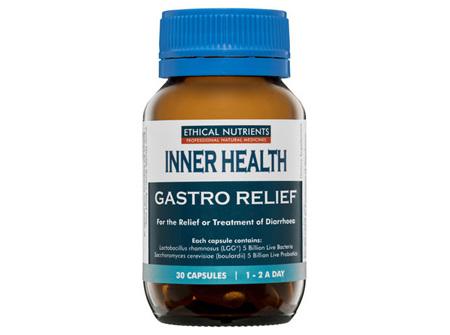 Inner Health Gastro Relief 30 Capsules