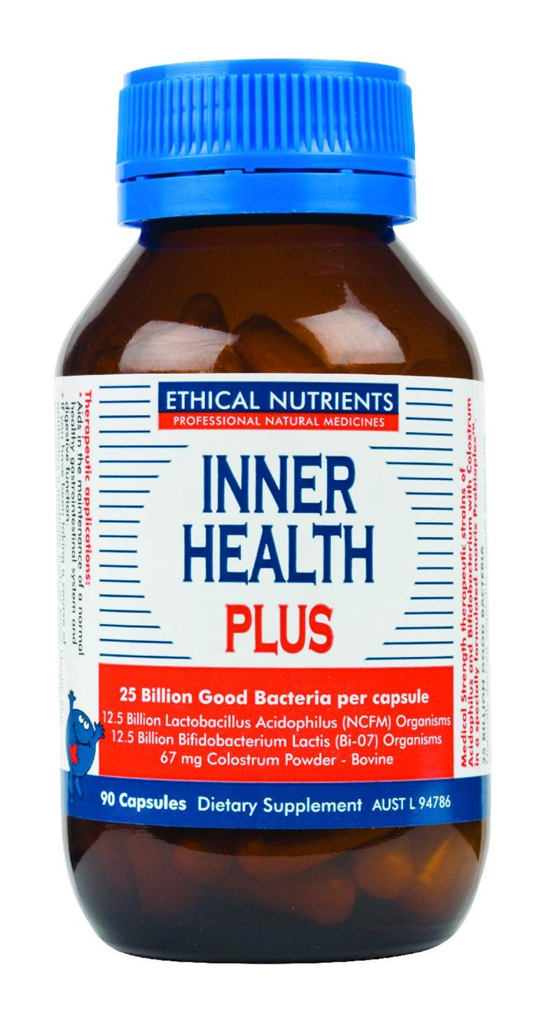 Inner Health Plus 90 Caps