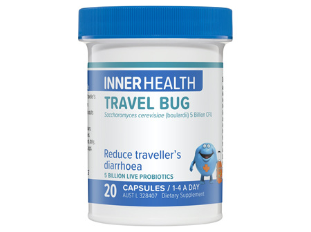 Inner Health Travel Bug Capsules