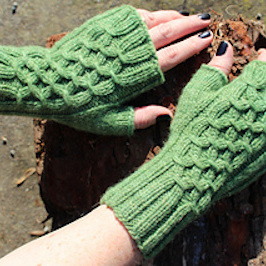 Innes Mitts by Hanging Rock Roost - Pattern
