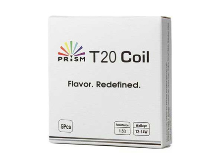 Innokin Prism Replacement Coils for the T20 Kit