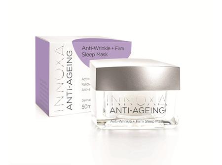 Innoxa Anti-Ageing Anti-Wrinkle Firm Sleep Mask 50 ml