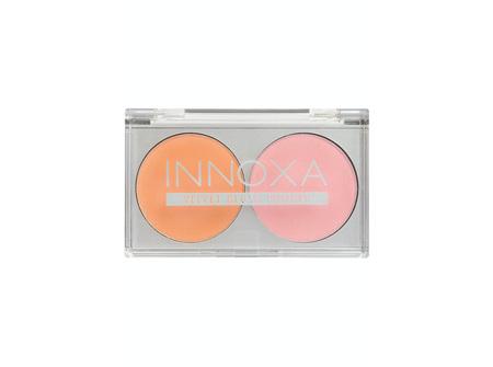 Innoxa Blush Duo Palette Peach & Posy