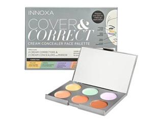 Innoxa Prime, Cover & Correct Palette