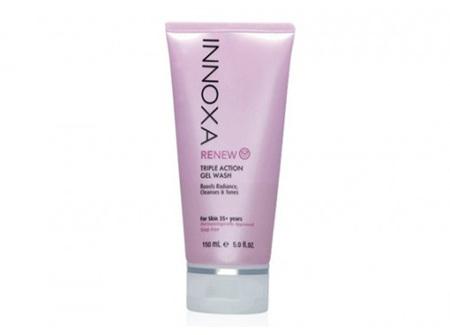 Innoxa Renew Triple Action Gel Wash 150 ml