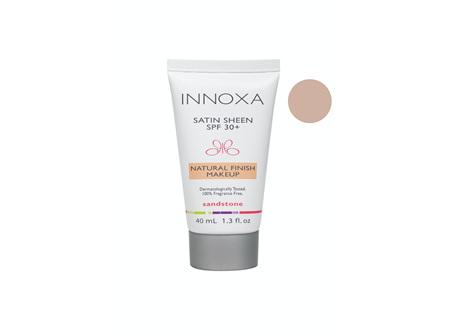 Innoxa Satin Sheen foundation SPF 30 - 40 ml Sandstone