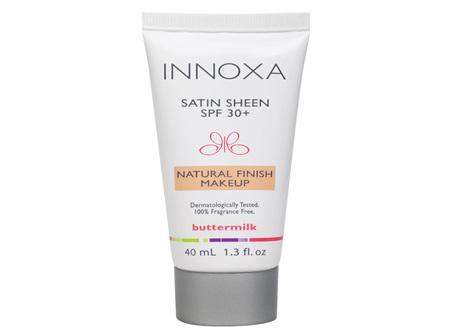 Innoxa Satin Sheen Foundation SPF 30 -  40ml Buttermilk